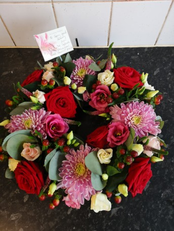 14 inch Wreath