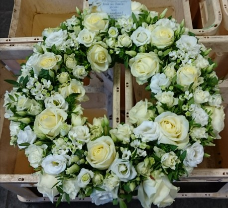 Wreath 21 inches