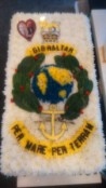 Royal Marines 2' x 3'